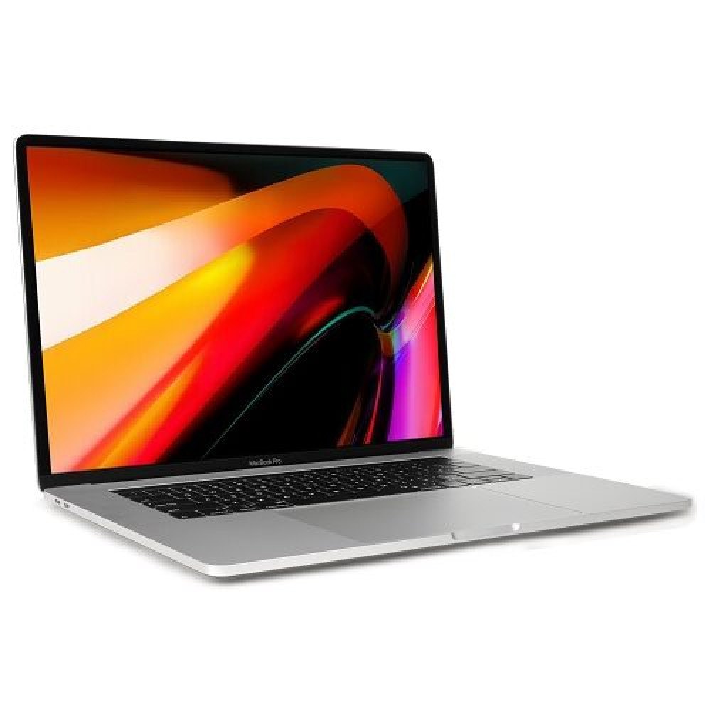 """Apple MacBook Pro Core i7-9750H Six-Core 2.6GHz 16GB 256GB SSD 15.4"""" Notebook (Silver) (Mid 2019)"""