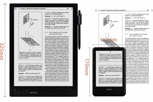 Ebook Readers with BIG Screens