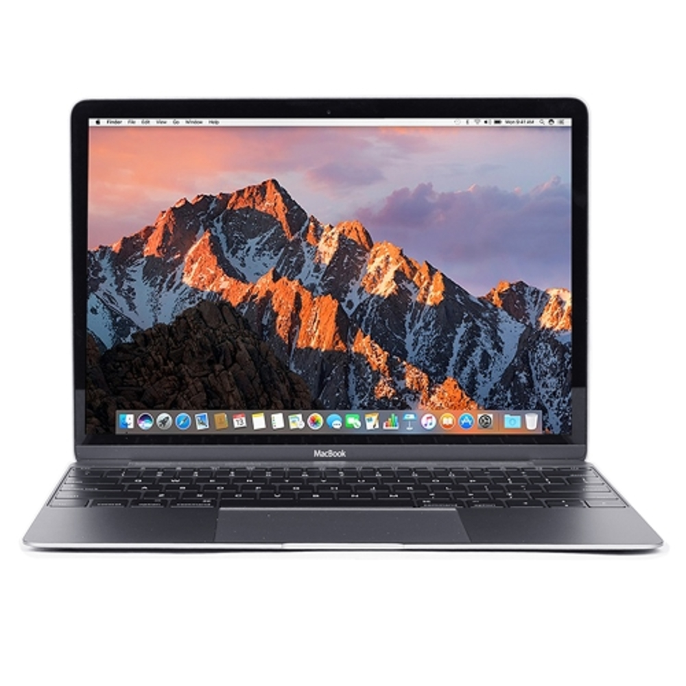 "Apple MacBook Retina Core M-5Y71 Dual-Core 1.3GHz 8GB 256GB SSD 12"" Notebook (Space Gray) (Early 2015)"