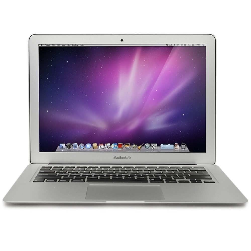 "Apple MacBook Air Core i5-5250U Dual-Core 1.6GHz 4GB 128GB SSD 13.3"" Notebook  Early 2015"