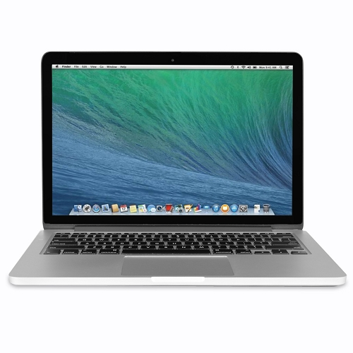 "Apple MacBook Pro Retina Core i7-4750HQ Quad-Core 2.0GHz 8GB 256GB SSD 15.4"" Notebook  Late 2013"
