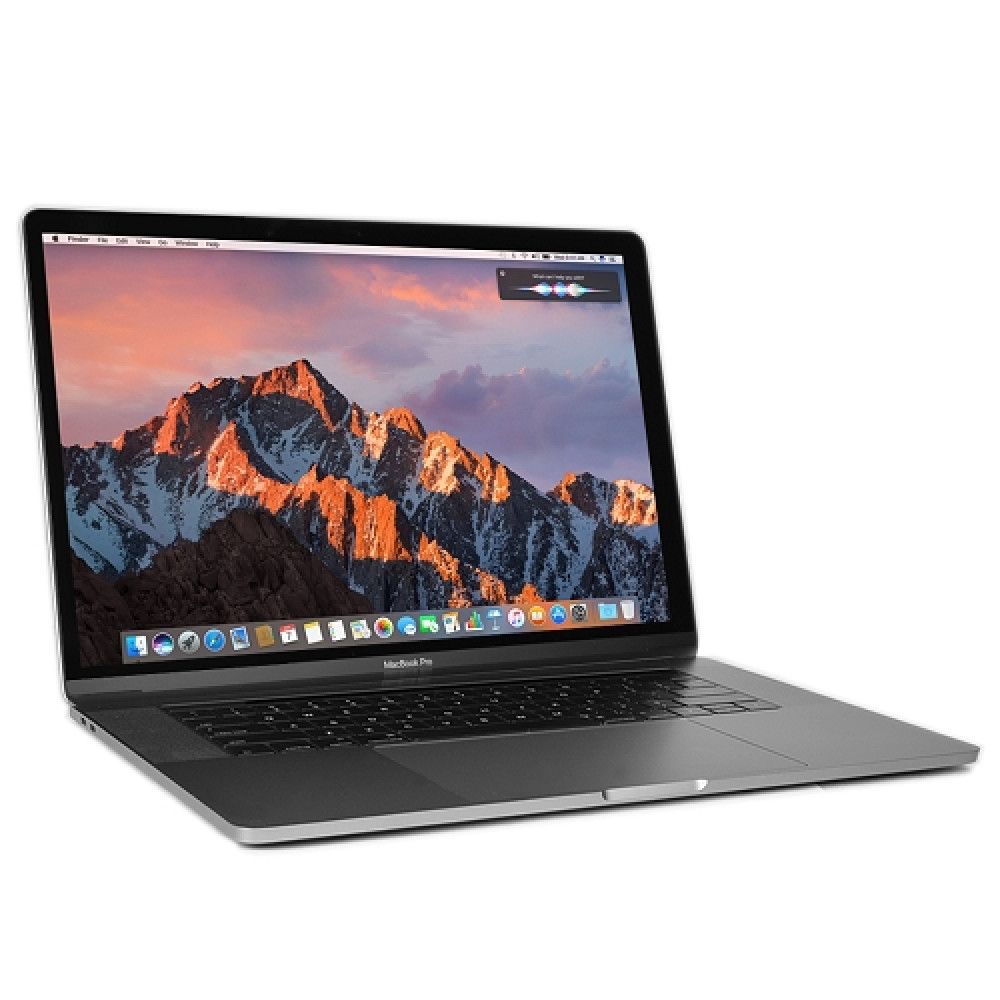 "Apple MacBook Pro Retina Core i7-7567U Dual-Core 3.5GHz 16GB 500GB SSD 13.3"" Notebook  Space Gray   Mid 2017"