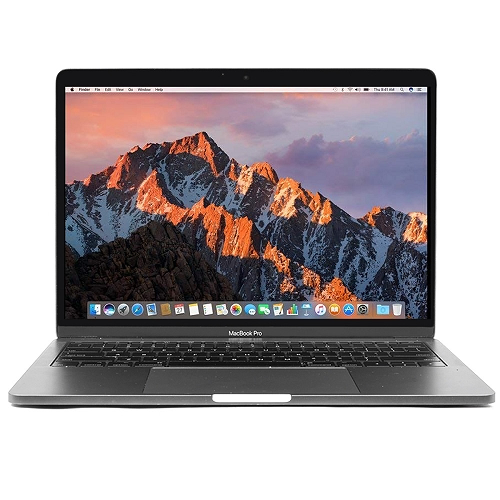 "Apple MacBook Pro Retina Core i7-7660U Dual-Core 2.5GHz 16GB 500GB SSD 13.3"" Notebook  Space Gray   Mid 2017"