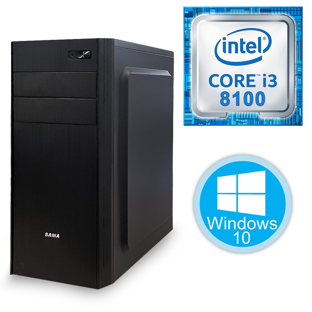 Desktop PC - i5-8400\8GB\240GB