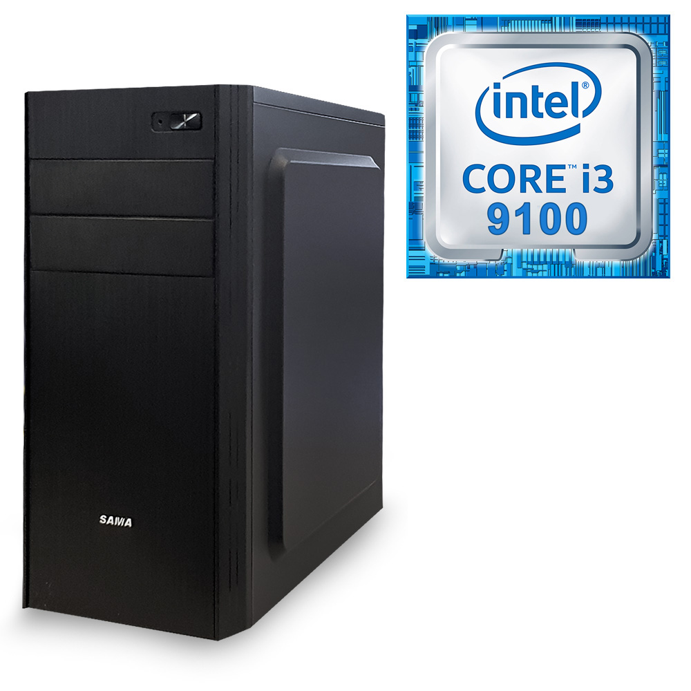 Desktop PC - i5-9400\8GB\240GB\Win10