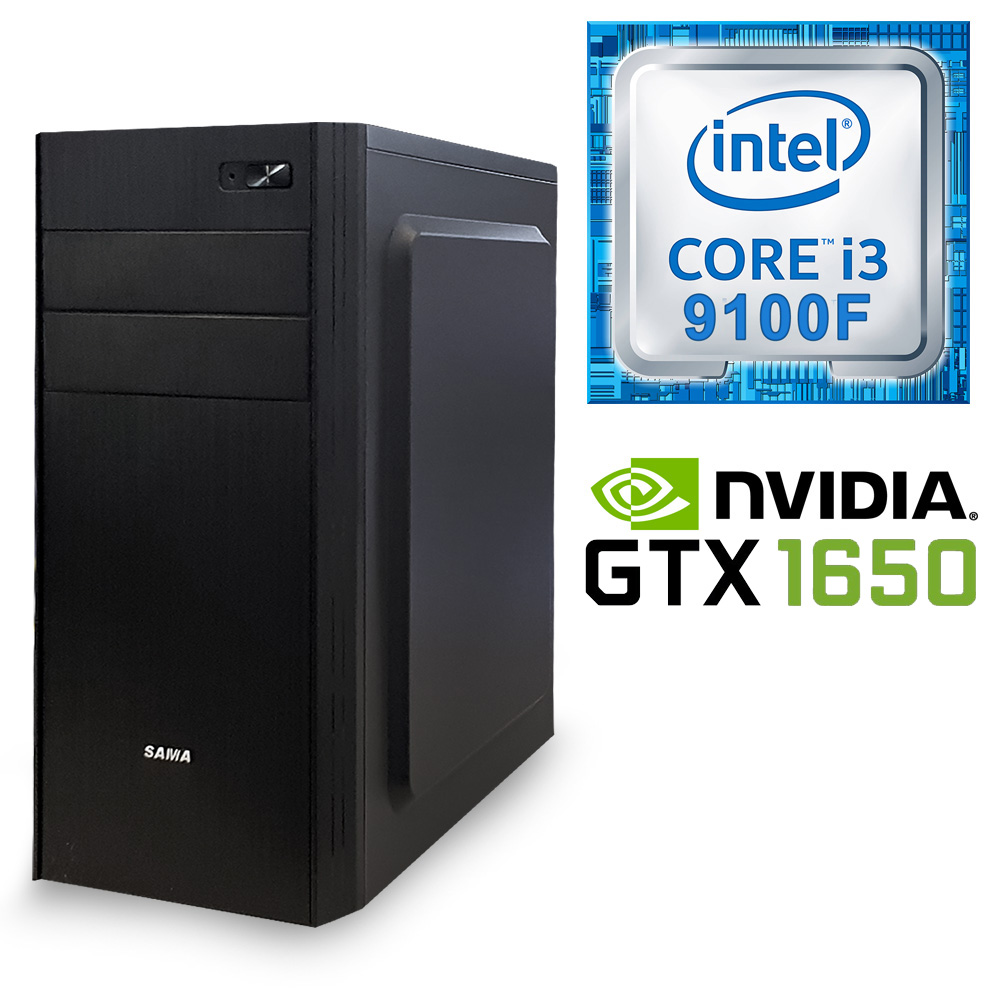 Desktop PC - G5400\4GB\240GB