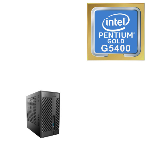 Desktop PC - i3-9100F\8GB\240GB\1650-4GB\Win10