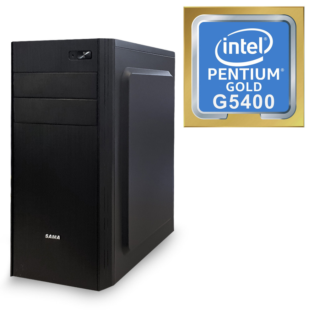 Desktop PC - G5420\4GB\240GB\Win10