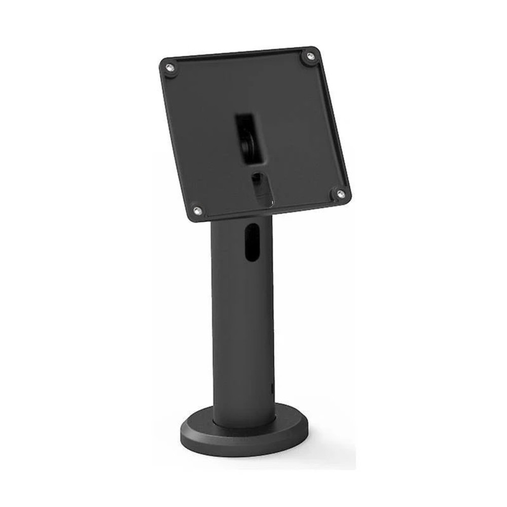 Maclocks Rise Vesa Mount Pole Stand Only 20cm Height Black TCDP01