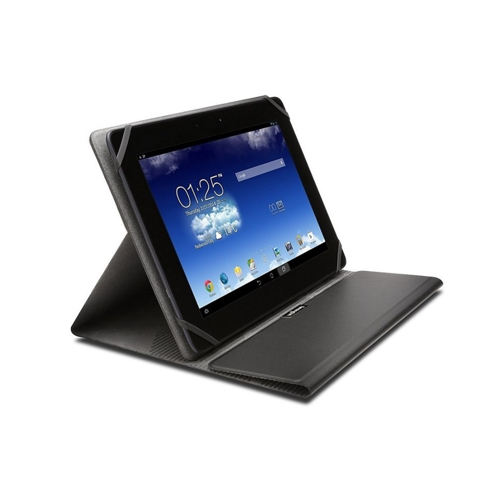 Kensington Comercio Fit Universal Folio Case For 10 Tablet Black K97222WW