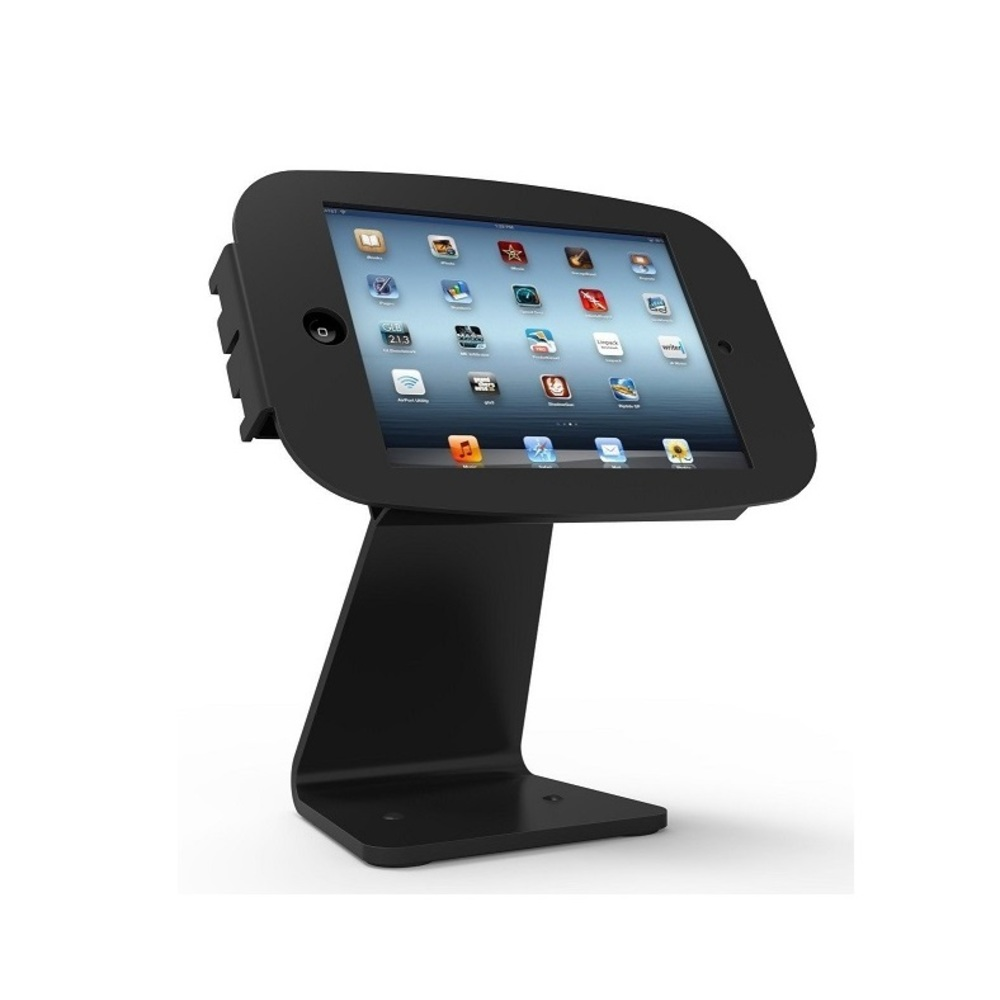 Maclocks Space Enclosure Kiosk With 360-Degree Rotation For Ipad 2/3/4 Ipad Air Ipad Air 2 303B224SENB