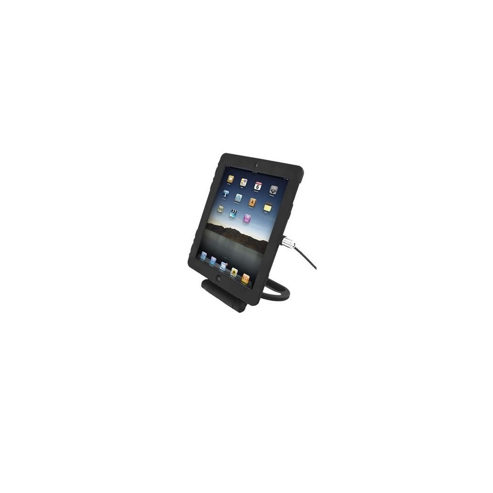 Maclocks Rotating Security Bundle For Ipad Air Air 2 Black Ipadairrsbbcl