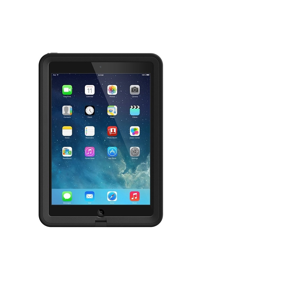 Lifeproof FRE Water Proof Case For Ipad Air Black 1905-01 190501
