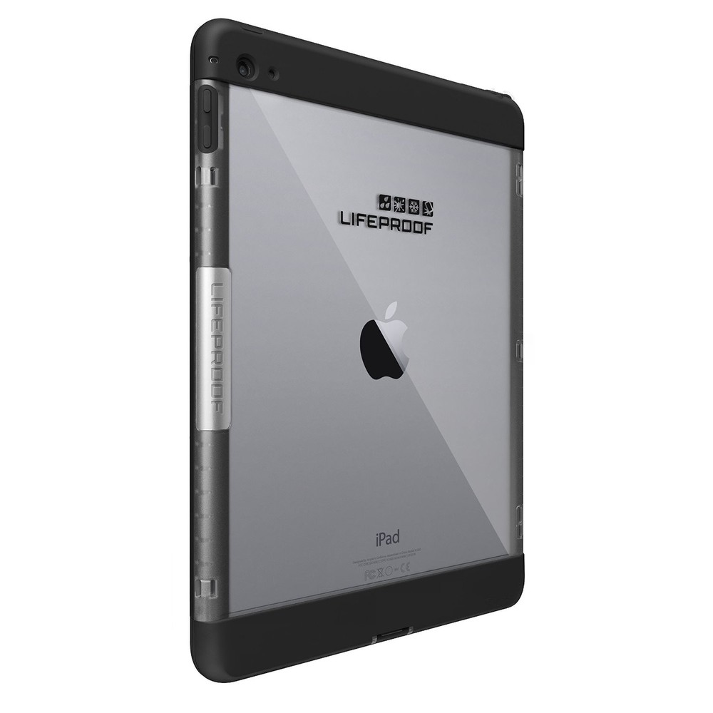 Lifeproof Nuud Water Proof Case For Ipad Air 2 Black 77-50774