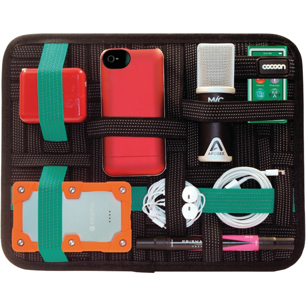 "Cocoon Grid-it Organizer With Tablet Pocket (11"") CCNCPG46"