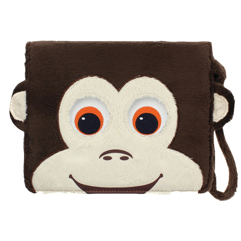 "Tabzoo Interactive Universal 8"" Tablet Monkey Folio Case JENTZ650MAP"
