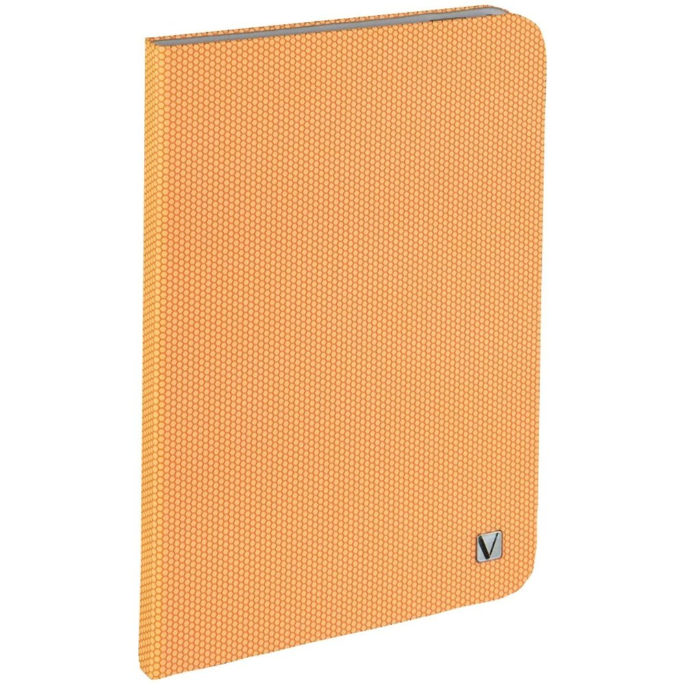 Verbatim 023942981022 98102 Folio Hex Case for iPad Mini - Tangerine