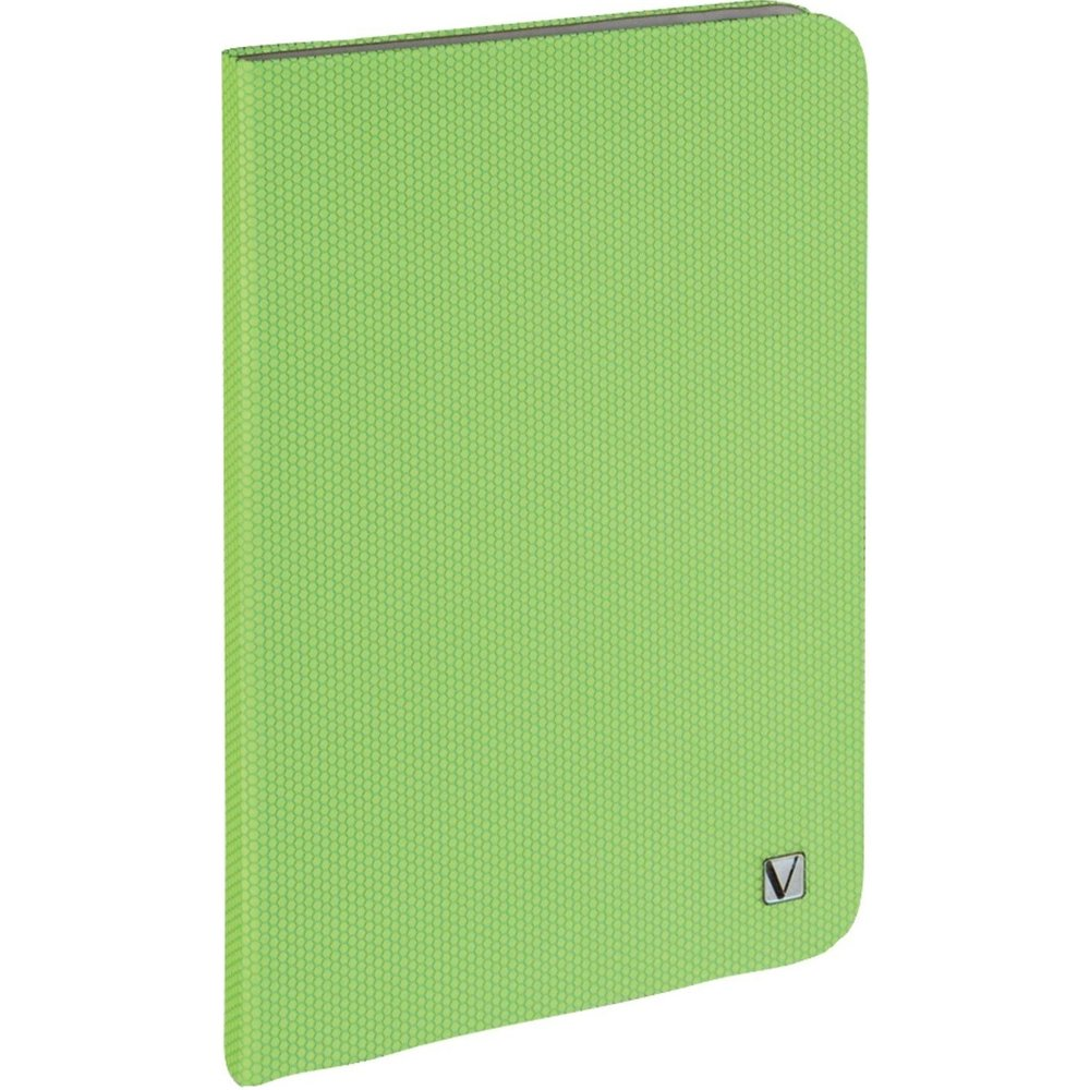Verbatim 023942981039 98103 Folio Hex Case for iPad Mini - Mint Green