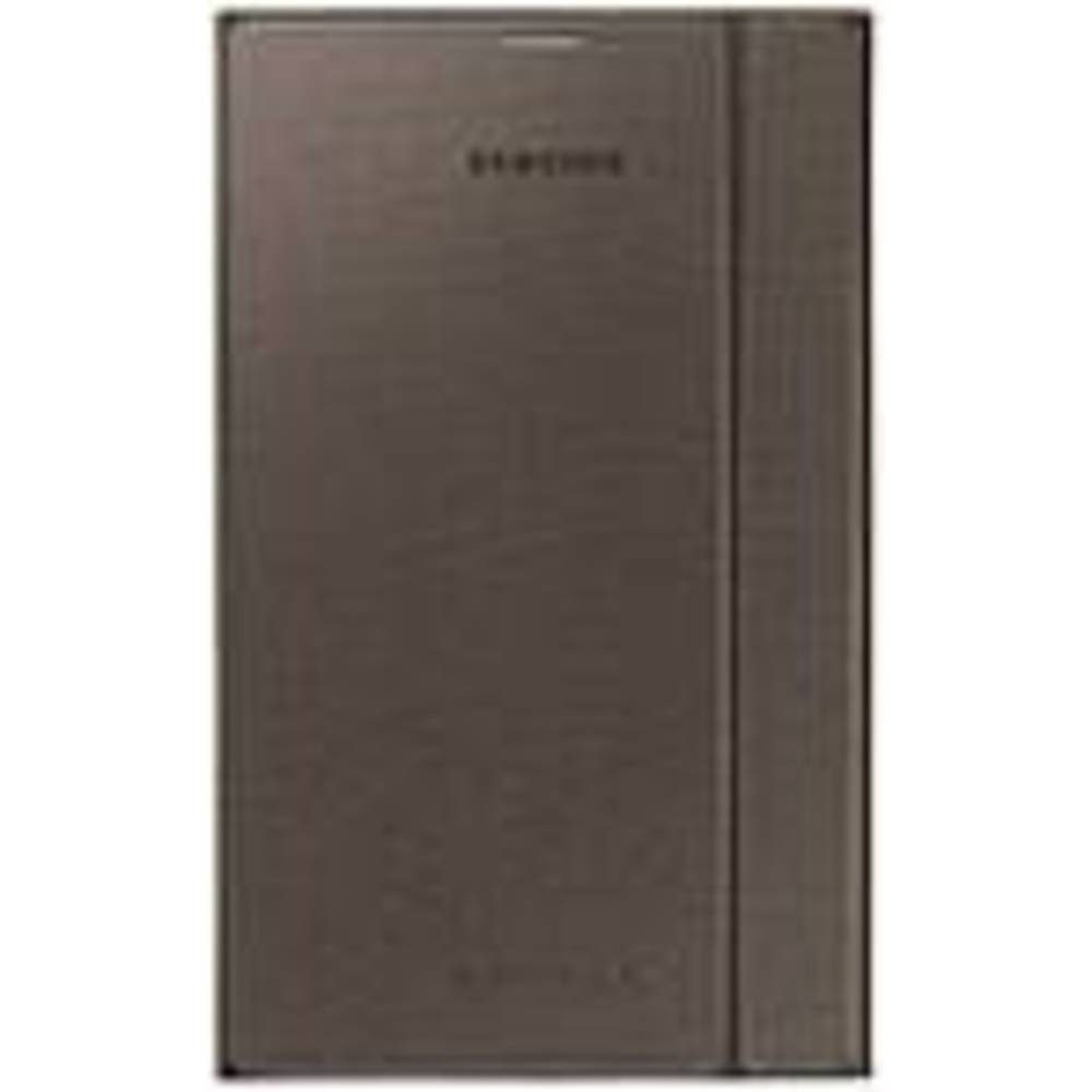 Samsung Carrying Case (Book Fold) for 8.4 Tablet - Titanium Bronze