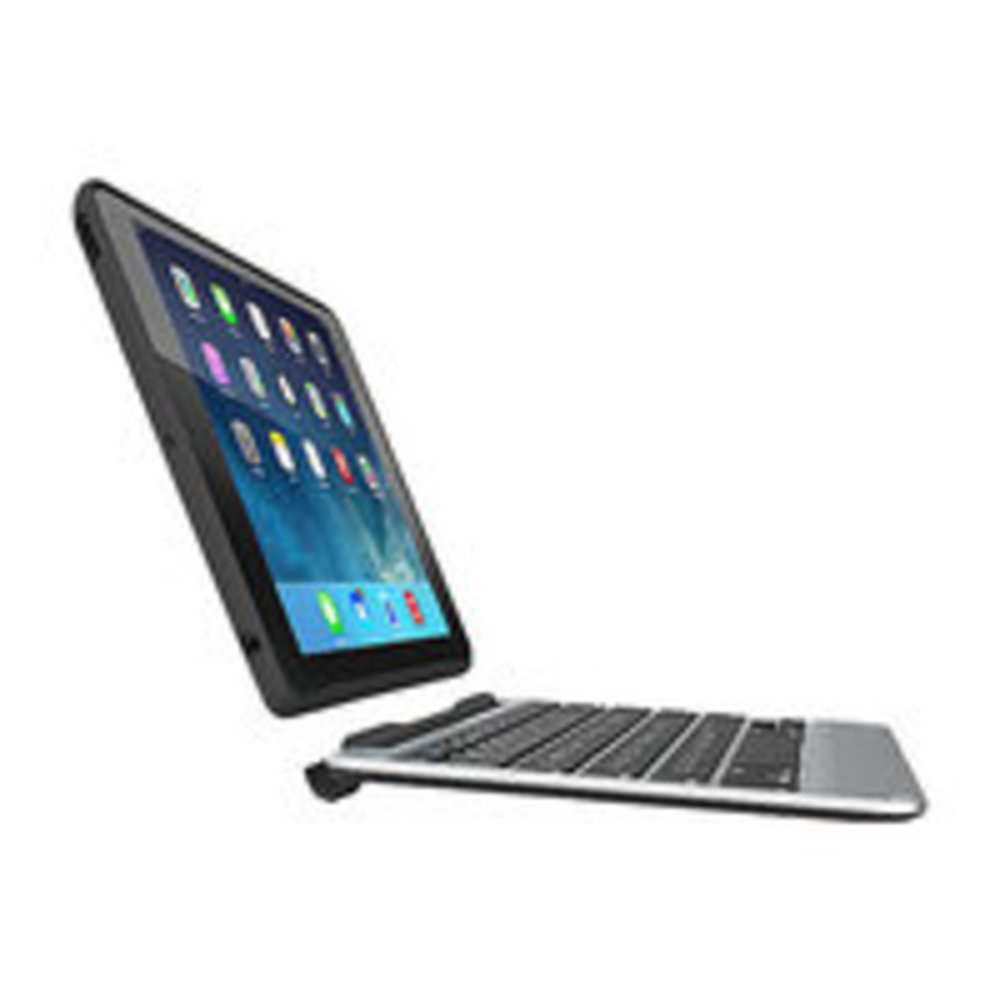 ZAGG Slim Book Keyboard/Cover Case iPad Pro - Scratch Resistant Interior - English, French Keyboard Localization
