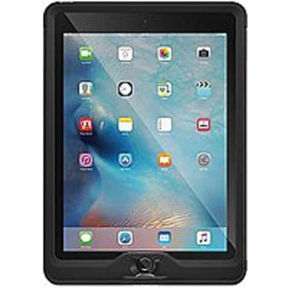 LifeProof NUUD 77-53886 Case for Apple iPad Pro 9.7-inch Tablet - Black