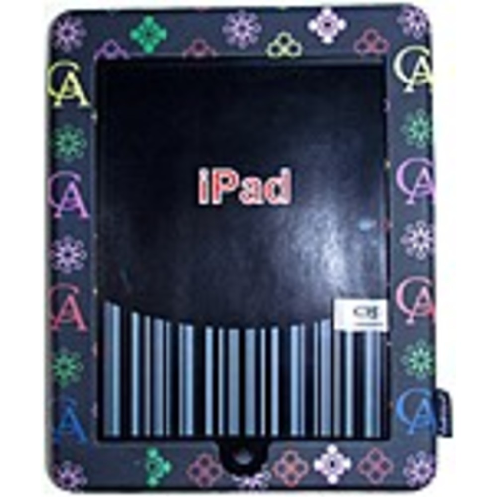 Cellallure CAPOD22-10 Snap-On Cover for Apple iPad I - Black