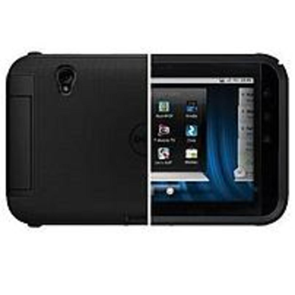 Otter Box Defender DEL2-STRK7-20-E4OTR Silicone Polycarbonate Smartphone Skin for Dell Streak 7 Tablet - Black