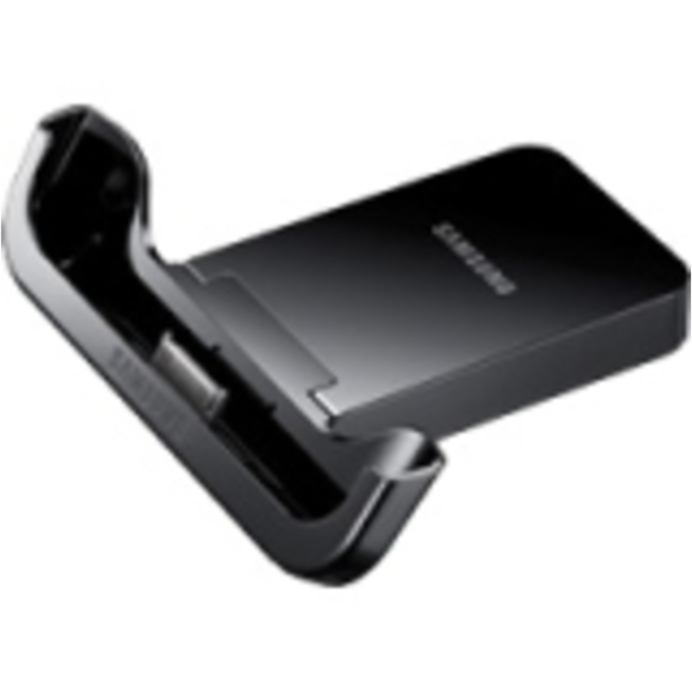 Samsung EDD-D1E2 Charging Cradle - Wired - For Galaxy Tab 7 - Charging Capability - 30-pin Connector - Black