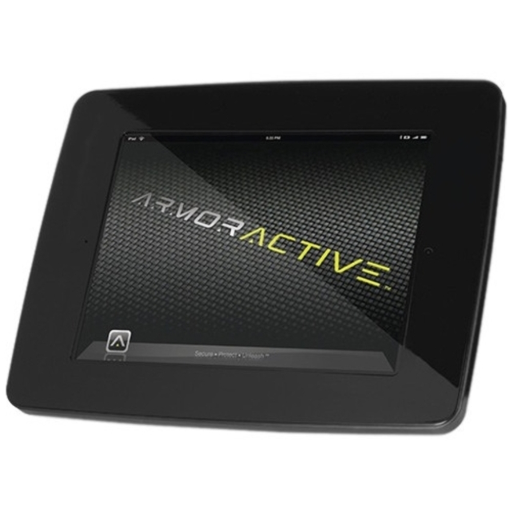 ArmorActive Evolve Enclosure - iPad 2-4, Air, Air 2 - Black