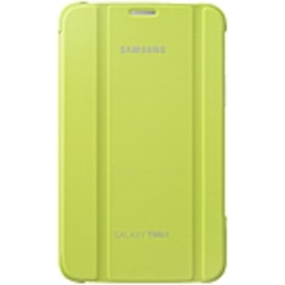 Samsung Carrying Case (Book Fold) for 7 Tablet - Mint Green - Synthetic Leather