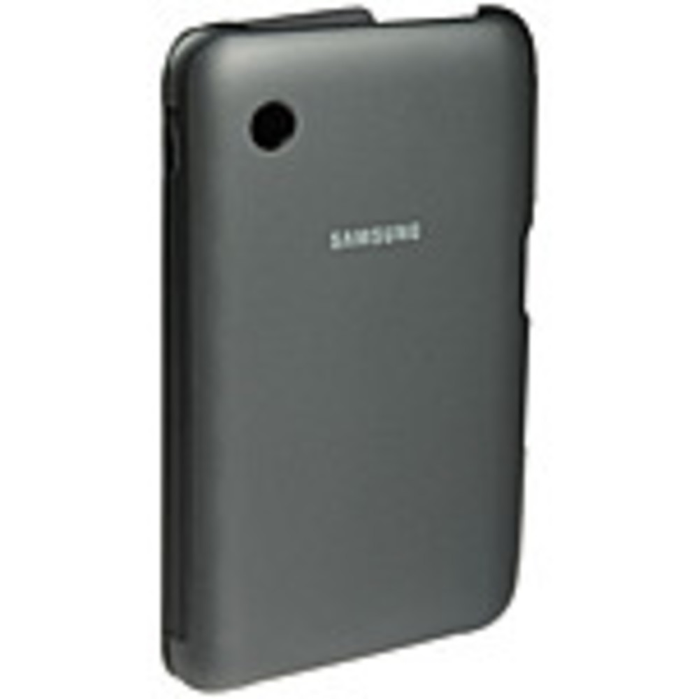Samsung EFC-1G5NGECXAR 7-inch Book Cover for Galaxy Tab 2 - Dark Gray