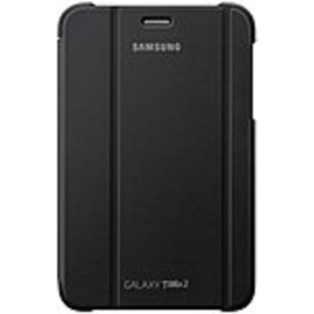 Samsung EFC-1G5SGECXAR Carrying Case (Book Fold) for 7 Tablet - Gray - Polyurethane
