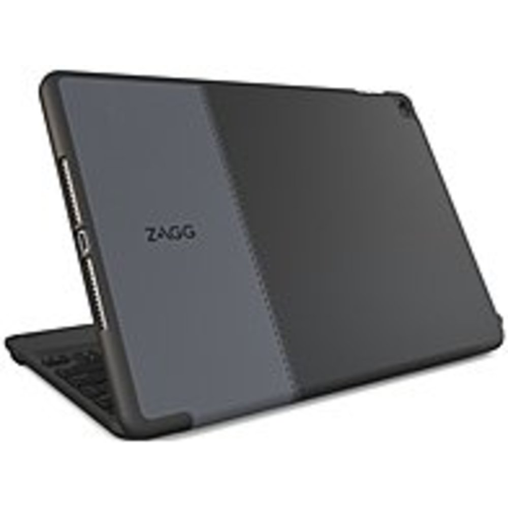 ZAGG Keyboard/Cover Case (Folio) iPad mini 4 - Black - Ding Resistant, Scratch Resistant - Fabric Cover - Textured
