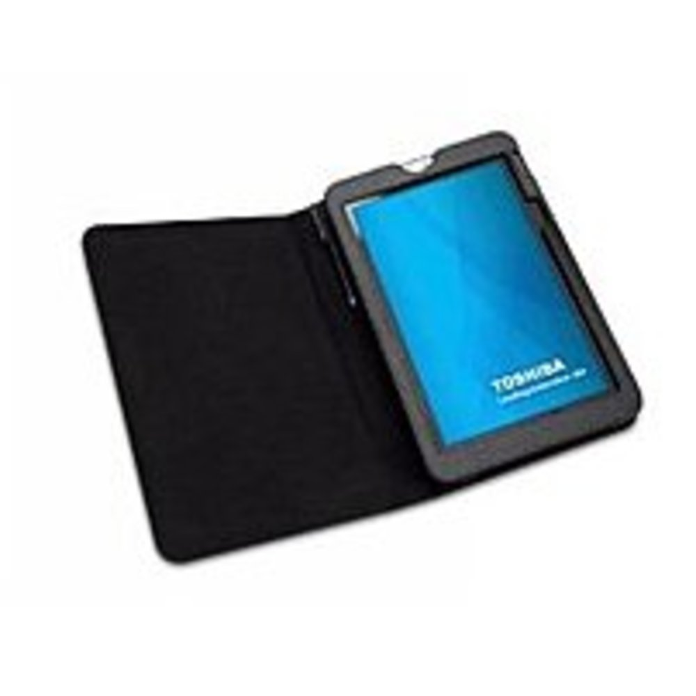 Toshiba PA3945U-1EAB Portfolio Case for Thrive 10-inch Tablet PC - Black