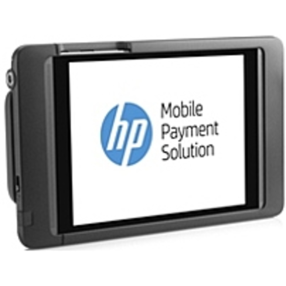 HP T0G21AT Mobile Hotspot Jacket For 608 G1 Tablet - Black