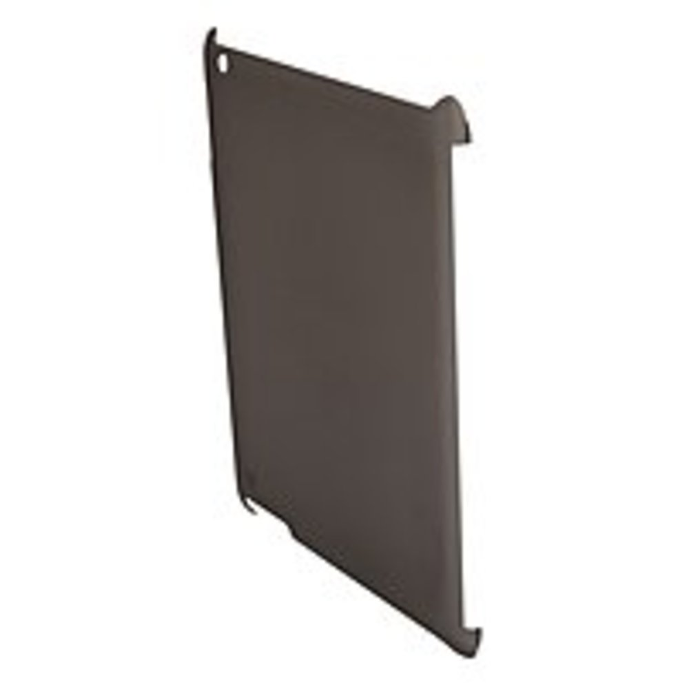 V7 TA15SMK-CF-9N Ultra Slim Back Cover and Protective Film for iPad2 - Smoke