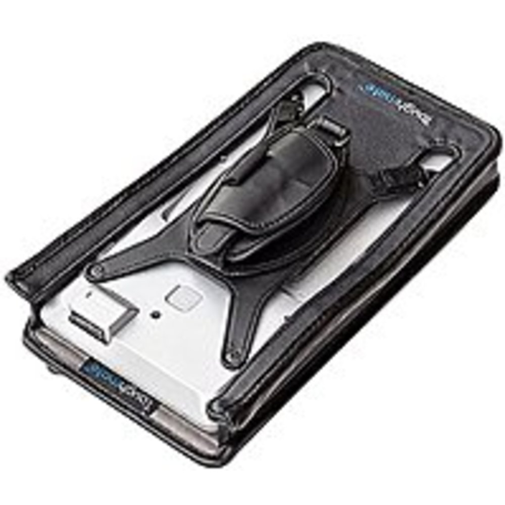 Panasonic ToughMate Carrying Case (Holster) Tablet - Vinyl - Belt Strap, Shoulder Strap