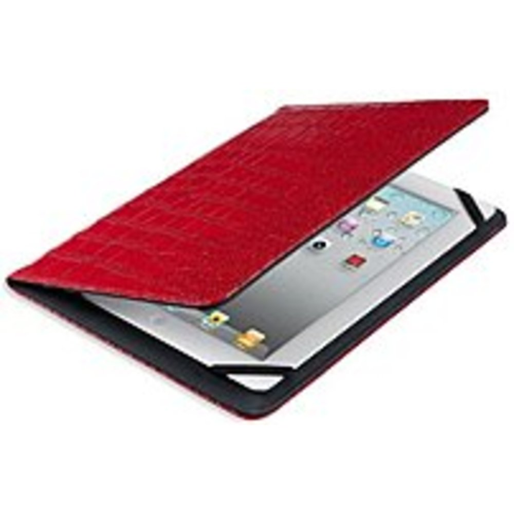 Lightwedge VR082-100-23 Verso Darwin Tablet PC and eReader Cover - Red Croc