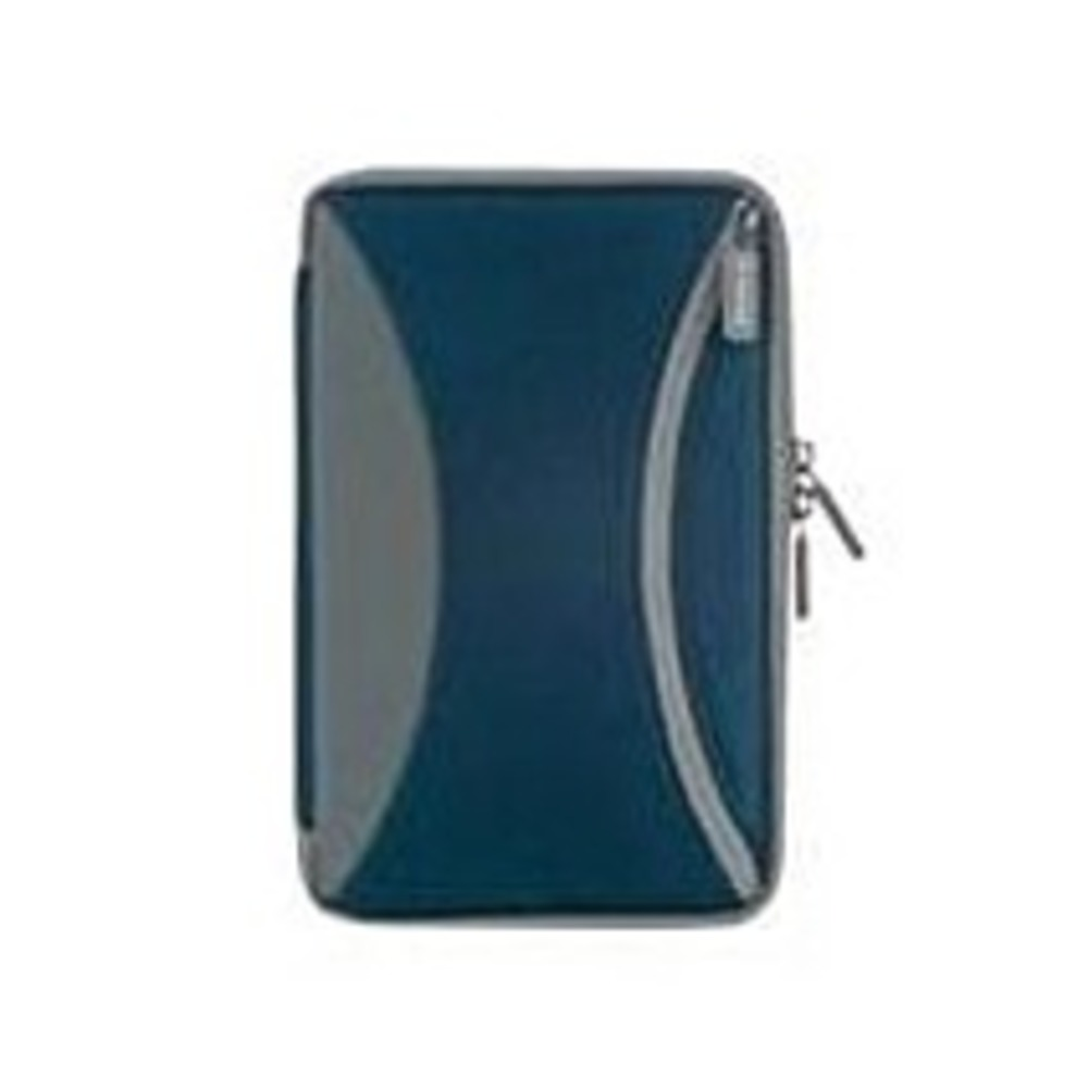 M-Edge Latitude Jacket BC1-Z1-C-NB Ballistic Nylon/Canvas Case for Barnes and Noble NOOK Color Tablet - Navy Blue